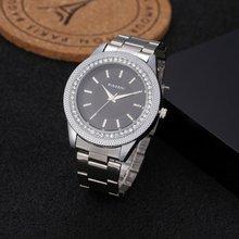2016 High Quality Women Dress Watch Brand Luxury Fashion Casual Quartz Watch Women Stianless Steel Bling