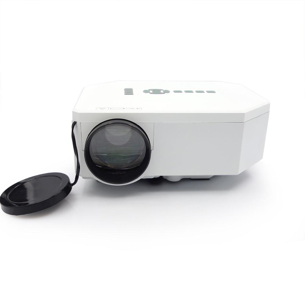 UC30 Home Theater MINI Beamer Projector projektor proyector For Video Games TV Movie HDMI VGA AV Portable USB Portable(China (Mainland))