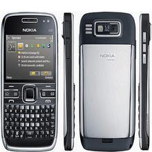 Original Nokia E72 3G WIFI GPS 3G 5MP Unlocked Mobile Phones  Free Shipping One Year Warranty