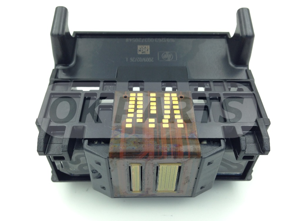 Гаджет  BLACK CB326-30002 CN642A 564 564XL 5-Slot Printhead Print head for HP 7510 7515 D5460 D7560 B8550 C5370 C5380 C6300 C6380 D7560 None Офисные и Школьные принадлежности