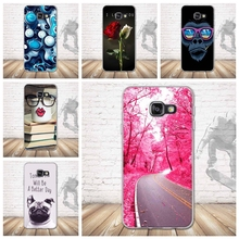 Buy TPU Soft Case Samsung Galaxy A3 2016 A310 Cover Silicone Back Phone Cover Samsung A3 Cases Luxury 3D Relief Printing Bag for $1.28 in AliExpress store