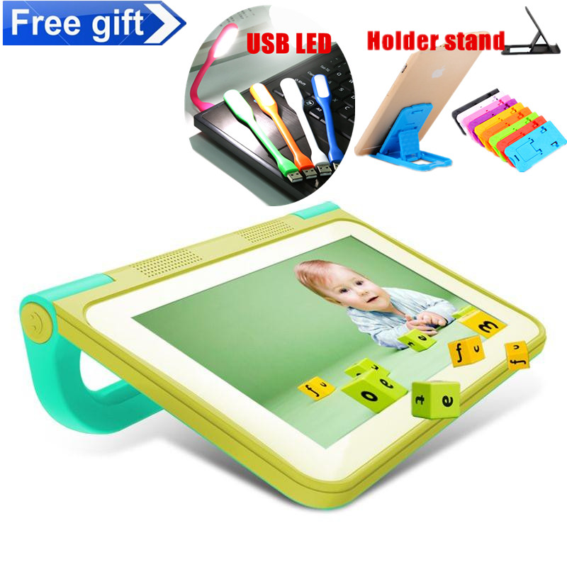 "Kids Brand Tablet PC 7"" Quad Core children tablet Android 4.2 Allwinner A31S 1GB/16GB Wifi IPS Ployer S6 4500mAh 1024*600#(China (Mainland))"