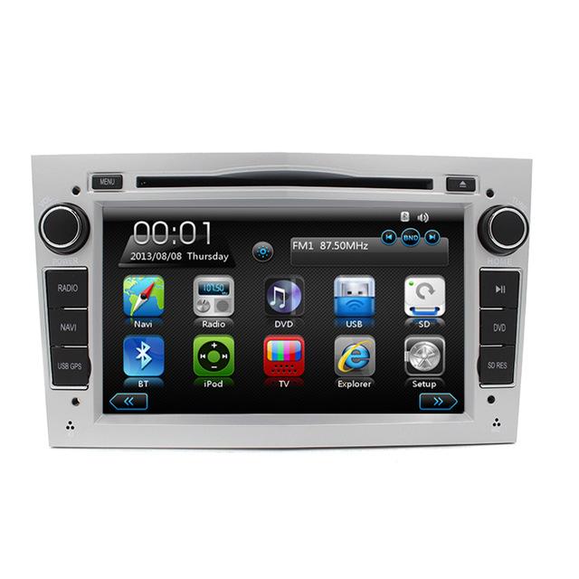 7 Touch Screen Auto font b Car b font DVD font b GPS b font System