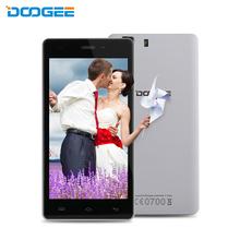 Original DOOGEE X5 5.0 inch MTK6580 Quad Core Android 6.0 RAM 1GB ROM 8GB 3G WCDMA Smartphone 1280 x 720P Dual SIM with Hotknot