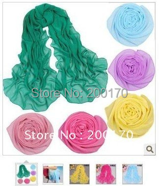 2012 NEWEST SILK FEELING SHAWLS SCARF,Plain colors, 160X55cm, MUSLIM HIJAB, 27 colors mix order, Factory Whosale price,S704