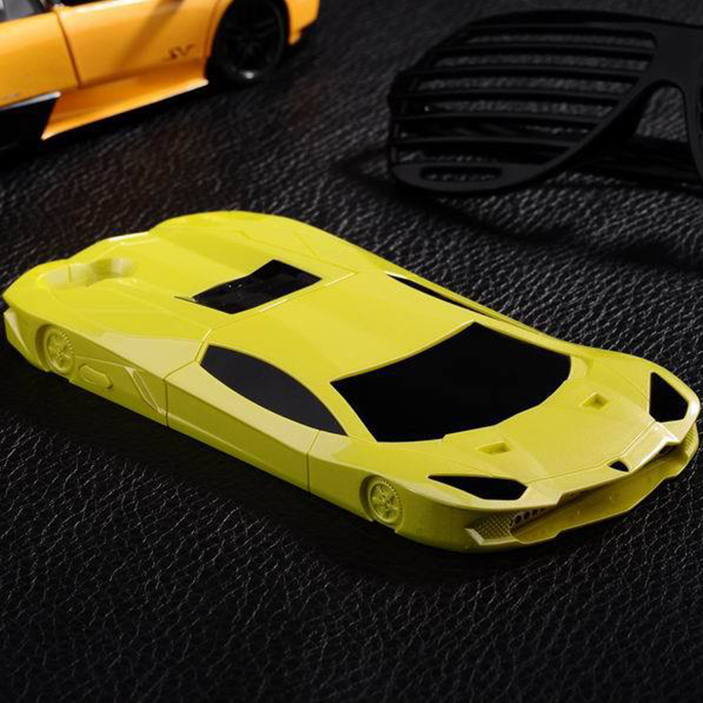 2016 car shape phone case for IPhone 3D luxury plastic hard back cover case for apple iphone6 cell phone retail package(China (Mainland))