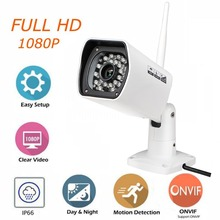 Buy 1080P Full HD WiFi IP Camera Outdoor Security Camera 2.0Mega ONVIF Waterproof IP Video Surveillance Camera build-in 8G SD Card for $84.59 in AliExpress store
