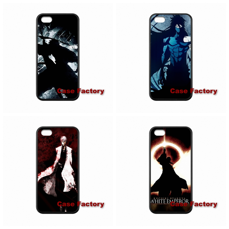 Cell phone case Bleach Anime Dark Fiction Department For Samsung S2 S3 S4 S5 S6 S7 edge Moto X1 X2 G1 G2 Razr D1 D3 HTC