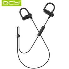 QCY QY11 Headset Bluetooth In-Ear Wireless Headset with Mic Sport Earphone Stereo Headset Music Original Bluetooth Headset Brand(China (Mainland))