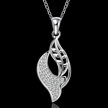 2015 western party gifts , fashion crystal inlaid stones jewlery , delicate wholesale celebrity necklace , 925 silver necklace
