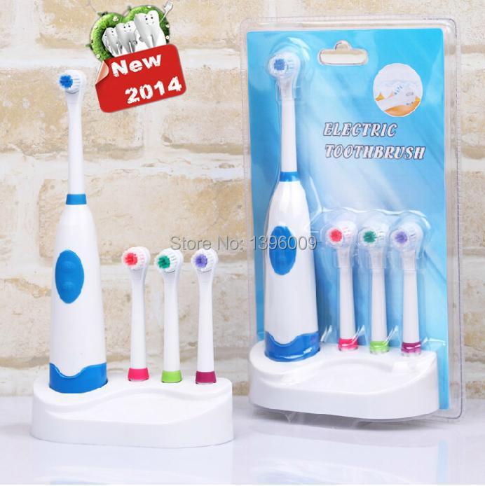 Электрическая зубная щетка Gro