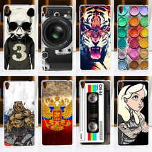 Buy FOR Sony Xperia E5 Case Cover F3311 F3313 Soft TPU Colorful Painted Protective Back Case FOR Xperia E5 Phone FOR Sony E5 Case for $1.12 in AliExpress store