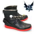 Batman Under the Red Hood ccosplay Shoe Anime boots Custom made