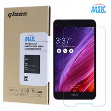 MSK Zenfone ZB550KL Tempered Glass asus zenfone 2 laser ze550kl Screen Protector Premium Explosion-Proof Guard film front - CN-Big World Trading Company store