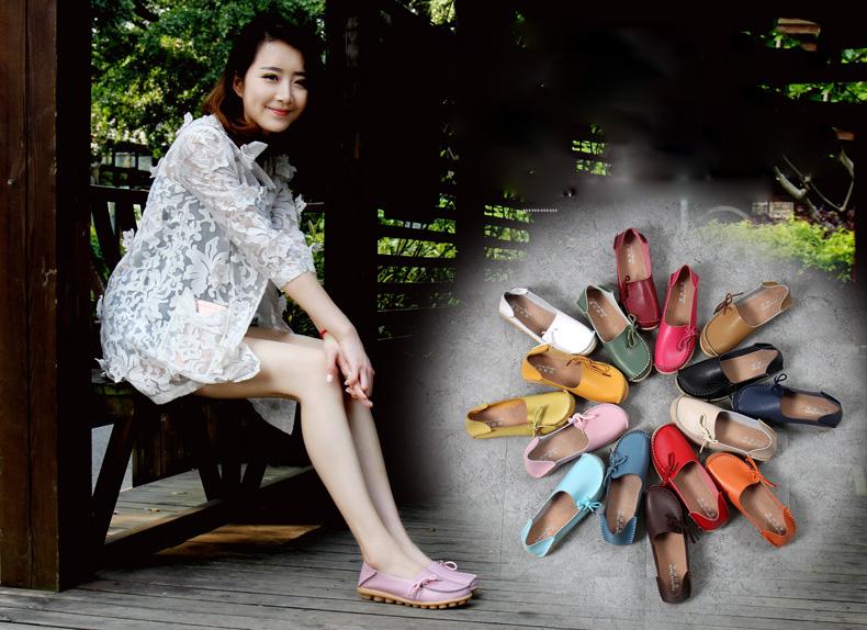 AH911  (1) new women's flats shoes