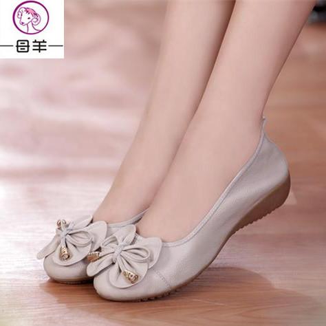 Women Flats, 2015 Fashion Shoes Woman Loafers, women Genuine Leather Casual Flat Shoes Soft Comfortable Women Shoes(China (Mainland))
