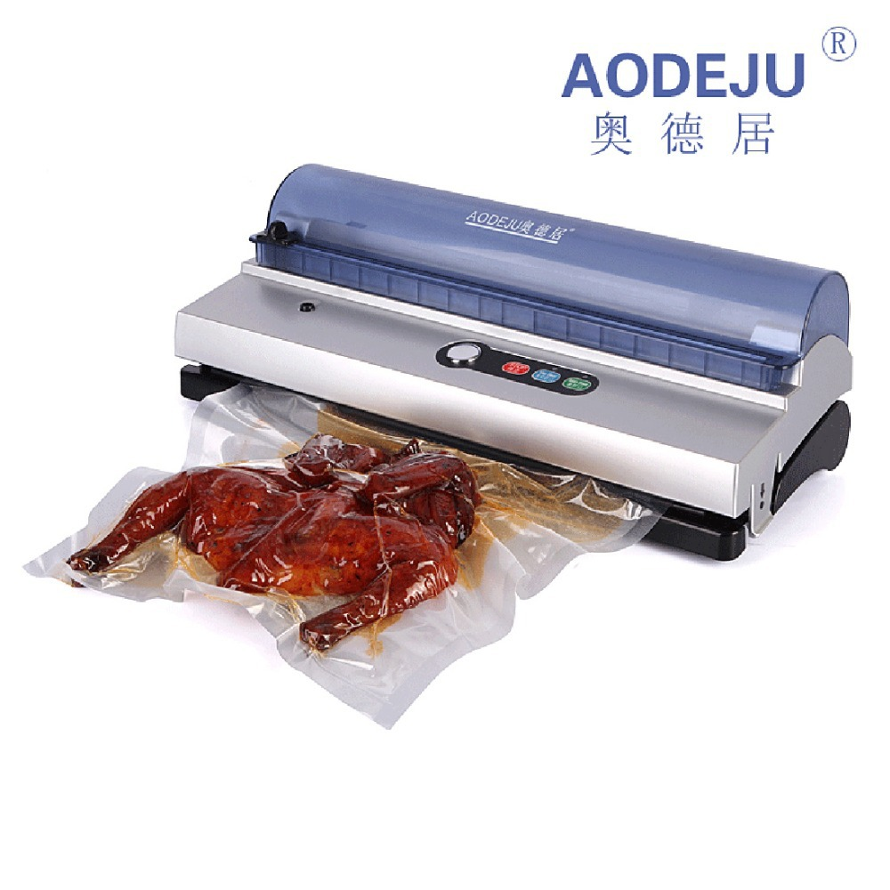 AODEJU BRAND DZ320 vacuum sealer Automatic Vacuum Packaging Machine Vacuum Food Sealer for Commercial & Household(China (Mainland))
