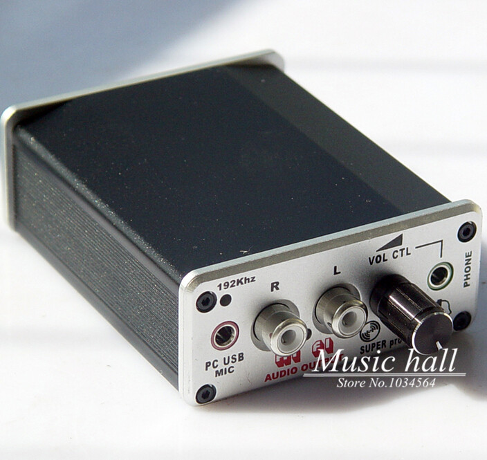 Music Hall CD Optical coaxial 24bit/192K Audio Decoder DAC USB sound card digital output HiFi DIY amplifier