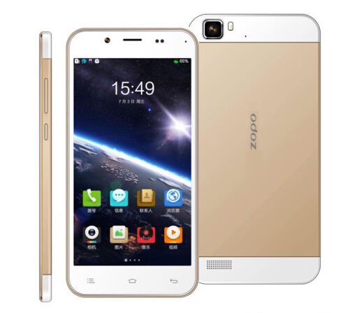 2015 Newest 5.0 inch ZOPO ZP1000S 3G MTK6582 Quad Core RAM 1GB ROM 32GB 8.0MP Camera Android 4.4 Smartphone(China (Mainland))