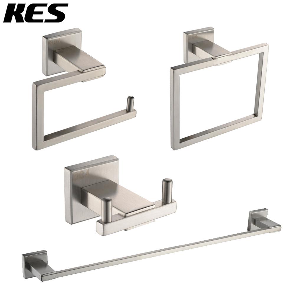 Buy kes la242 42 bathroom 4 piece set for Bathroom 4 piece set
