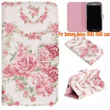 Pu Leather flip Case For Samsung Galaxy Grand Duos i9082 i9080 GT-I9082 Phone Case For Neo i9060 i9062 i9060i wallet with stand