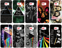 pink floyd  Painting plastic Hard Cover For Samsung Galaxy S2 S3 S4 S5 Mini S6 S7 Edge Plus Note 2 3 4 5 Mobile Cell phone Case(China (Mainland))