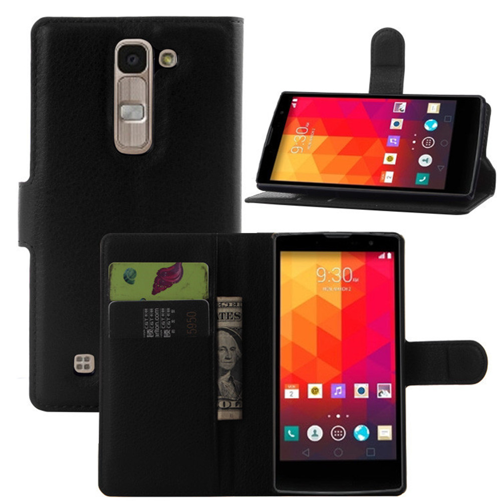 For <font><b>LG</b></font> Magna H502F H500F <font><b>LG</b></font> <font><b>G4c</b></font> H525N Volt 2 New Litchi Leather Flip Case Cover Phone Cover with Card Slots Stand