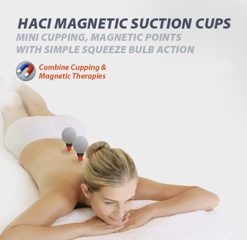 12 Cup HACI Magnetic Acupressure Suction Cupping Set Vacuum Acupuncture Massager Magnetic Therapy Moxibustion Health Care  12 Cup HACI Magnetic Acupressure Suction Cupping Set Vacuum Acupuncture Massager Magnetic Therapy Moxibustion Health Care
