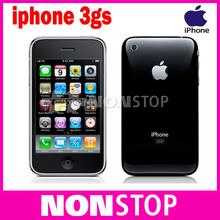 Unlocked Original iphone 3GS 8GB 16GB 32GB IOS 3 Mobile Phone Original cell phone(China (Mainland))