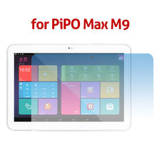 """Clear LCD Screen Guard Shield Film Protector for 10.1 PiPO Max M9 Tablet PC"""" #49274(China (Mainland))"""