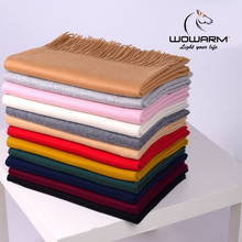 Real Wool 2016 Brand Design Sweden AC Burb Factory Style Solid Wool Warm Winter Scarf Pashmina shawl Wrap Stole Scarves Poncho(China (Mainland))