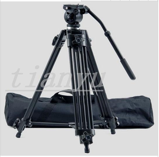 Professional Tripod wf717 aluminum alloy tripod 1.8 meters wf-717 professional camera tripod damping<br><br>Aliexpress