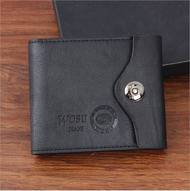 2015 New Fashion Mens PU Leather Wallet Cash Purse Hasp Style Money Wallets With Zipper Pocket Cards Holder Coin Poacket Wallet<br><br>Aliexpress