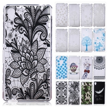 Buy 3D Soft TPU Case Sony Xperia M4 Aqua / Dual E2303 E2333 E2353 Transparent Silicone Back Cover Bear Flower Phone Cases for $1.34 in AliExpress store