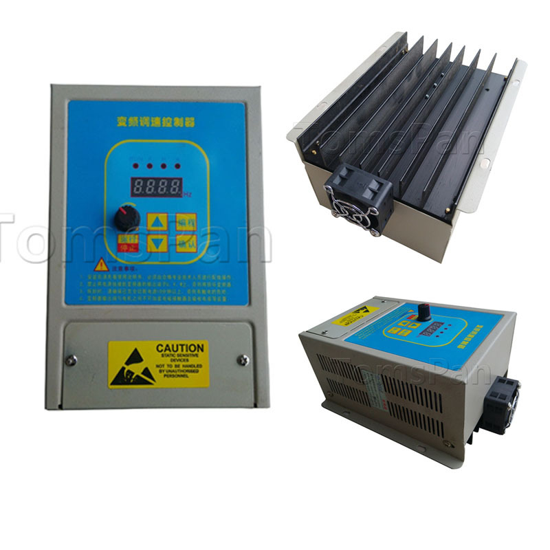 High quality 1pcs HT1000B used frequency converters inverter 220V 1.5KW for driving 380V AC Motor speed controller Free Shipping(China (Mainland))