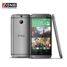 "Original HTC One M8 Unlocked GSM/WCDMA/LTE Quad-core RAM 2GB Mobile Phone HTC M8 5.0""  3 Cameras refurbished Phone(China (Mainland))"