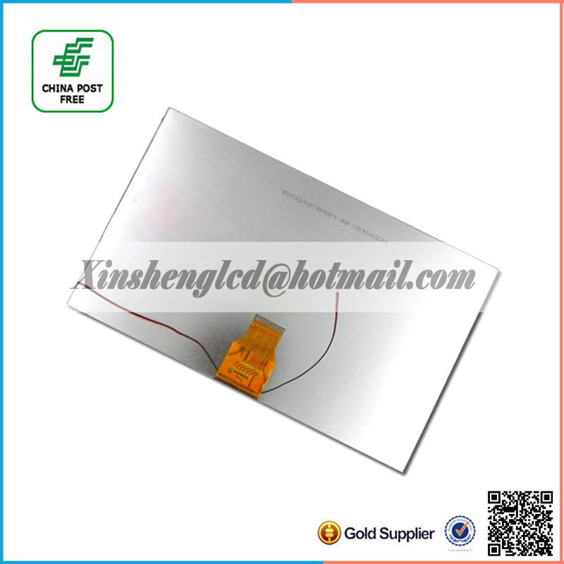 Original and New 10.1inch 40pin LCD screen HYB101F4007 HYB101F400 HYB101F for tablet pc free shipping<br><br>Aliexpress