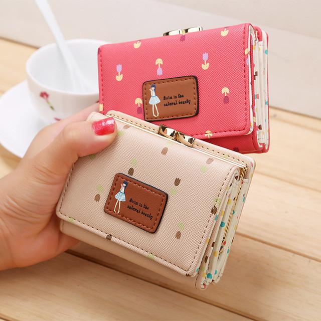 2015 марка женщин конструктора бумажник сумки долларовых цен лучший кожаный кошелек ...