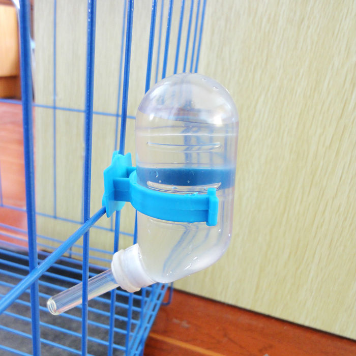 Latest Hot hamster drinking fountains Small pet drinking fountains Hamster supplie Can free shipping Hanging Cage drinking(China (Mainland))