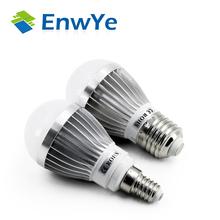 10pcs EnwYe E27 E14 LED lamp 3W 5W 7W 9W 12W LED Lights Led Bulb bulb light lighting high brighness Led Spotlight Lamps(China (Mainland))