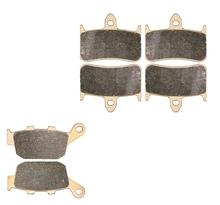 Buy Brake Pads set HONDA NT650 NT 650 J K LBros 1988 1989 1990 1991 1992 1993 1994 1995 1996 1997 for $7.06 in AliExpress store