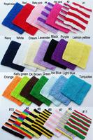 20cm X 23cm Baby Girl 9Inch Crochet Tutu Tube Tops Chest Wrap Wide Crochet headbands tutu tops