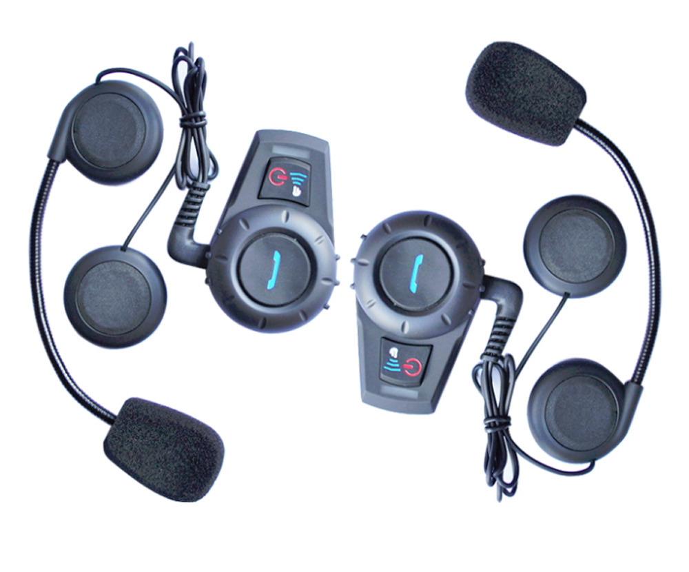 M1035BT interphone Bluetooth Motorbike Motorcycle helmet speaker intercom system Headset intercomunicador capacete 500m(China (Mainland))