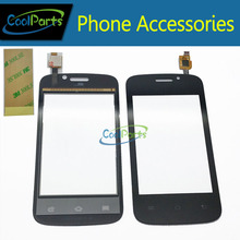 Buy High Touch Screen Digitizer Fly IQ239 239 Black Color 3M tape glue 1PC /Lot for $4.30 in AliExpress store