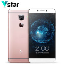 LeEco Letv Le 2 Pro Infrared Helio X20/X25 Deca Core Cell Phone 4GB RAM 5.5 inch LTE 4G Android Dual SIM 21.0MP Fingerprint(China (Mainland))