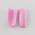 2016 500 pcs Baby Pink Color Nails tips False Nail Art Tips Faux Ongles French Retails SKU A0074