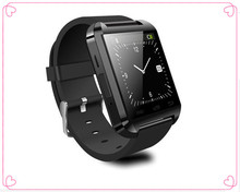 Bluetooth Smartwatch U8 U Smart Watch for Samsung S4/Note 3 HTC Android Phone Smartphones Android Wear 3 Colors