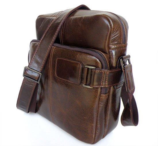 Здесь продается  New 2015 Designer Brand Men messenger bags 100% genuine leather Cross body bag for man Casual Men