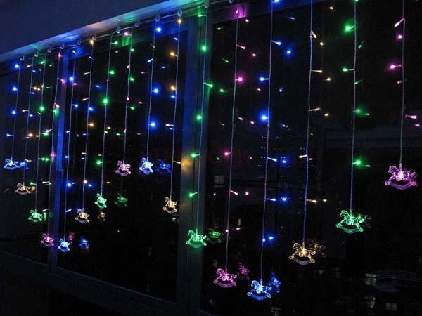 Рождественские украшения ACME RGB 2 x 1 104 16p A0276 рождественские украшения acme 2 1 168 12 110 220 uk au a0018