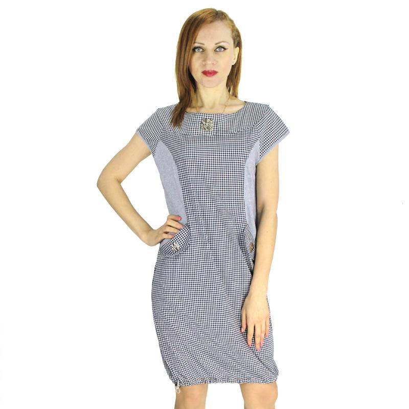 Beautiful  Women Dress Sleeve Loose Beach Casual Off Shoulder Loose Dresses Plus